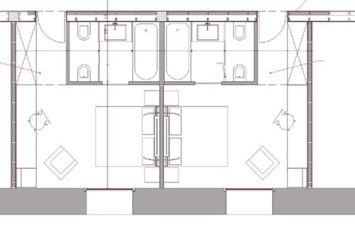 progettazione camere da letto e camerette d'arte! Progettare Una Camera Di Hotel