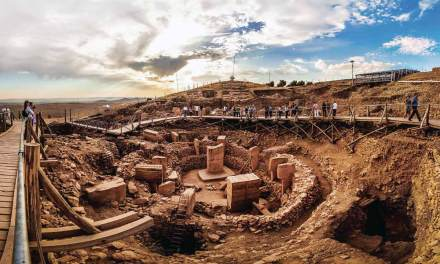 12,000 year old sites discovered; media remains silent
