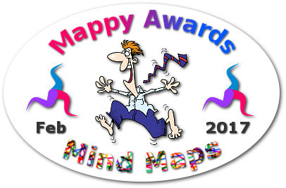 Mappy Awards - February 2017 'MIND MAPS' Winner by Illumine Training