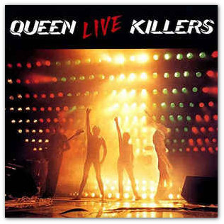 """magical musical mind map tour"" queen live killers"