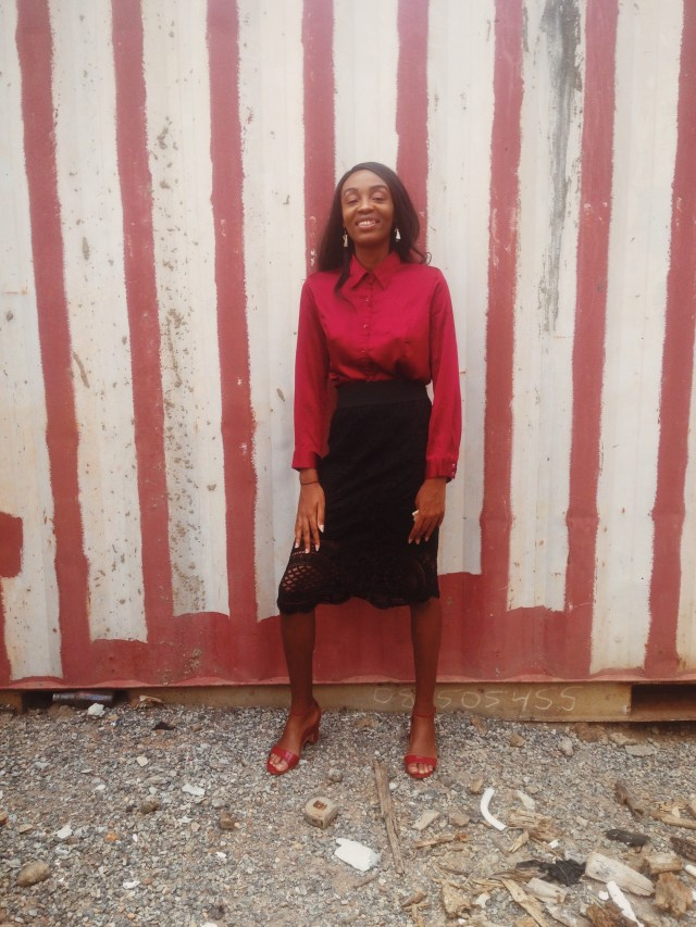 nigerian style blogger, nigerian lifestyle blogger, christmas outfit