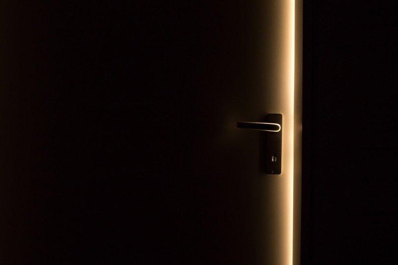 dark-doorway