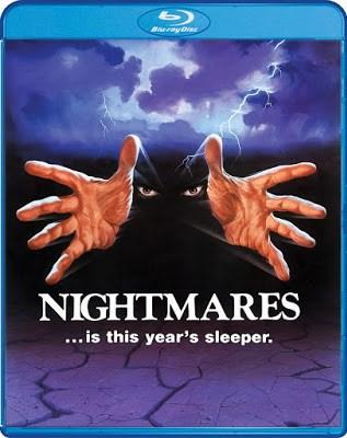 Nightmares Blu-ray Cover