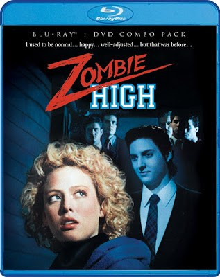 Zombie High Blu-ray Cover