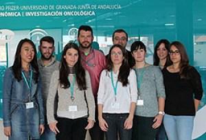 Dr Escamez y su equipo
