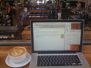 working in intelligentsia
