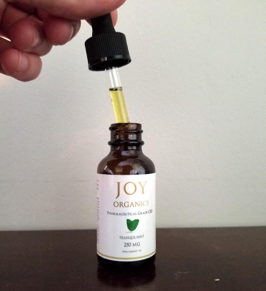 Joy Organics CBD Review (Zero THC) for Tinnitus & Meniere's