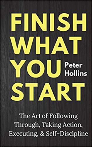 Terminez ce que vous commencez