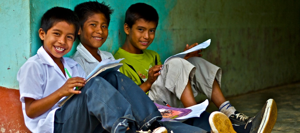 OBJETIVO 1: Educación y formación para una ciudadanía global