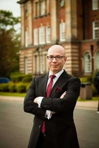 Professor Damien Page