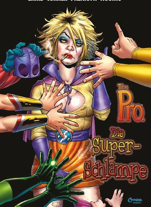 Comicreview: The Pro – Die Superschlampe
