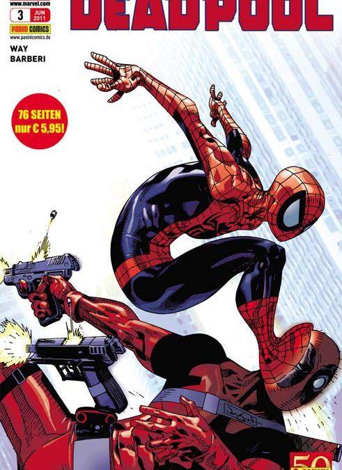 Comicreview: Deadpool #3