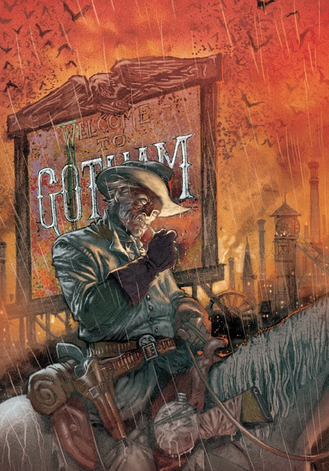DCnU-Comicreview: Voodoo #1 und All-Star Western #1