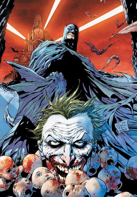 DCnU-Comicreview: Detective Comics #1