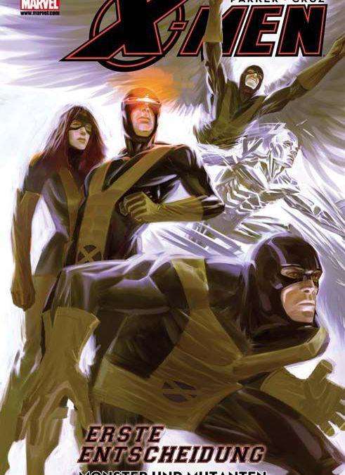 Comicreview: X-Men: Erste Entscheidung Band 2