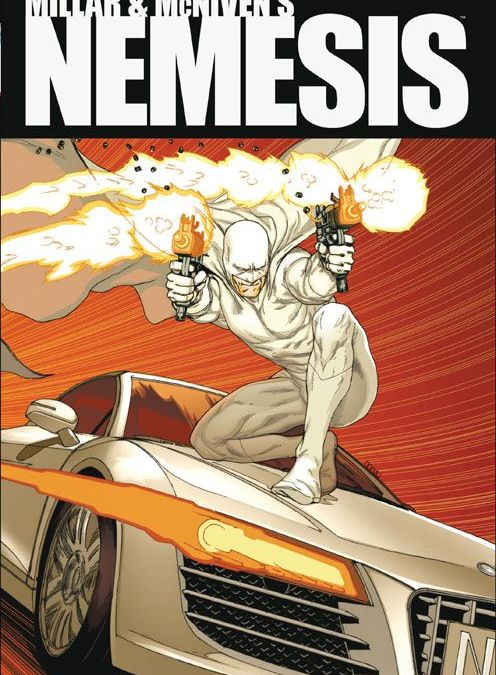 "Comicreview: ""Nemesis"""