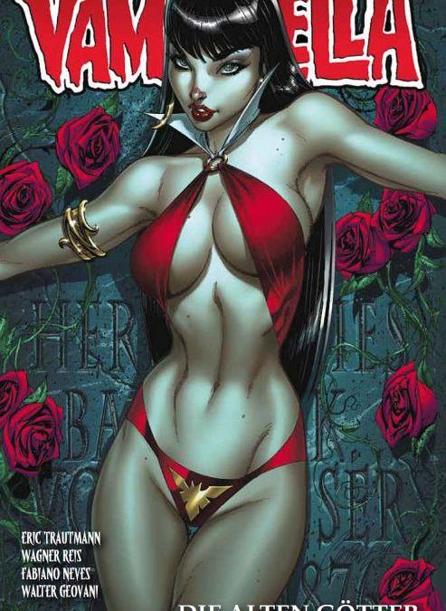 Comicreview: Vampirella 1
