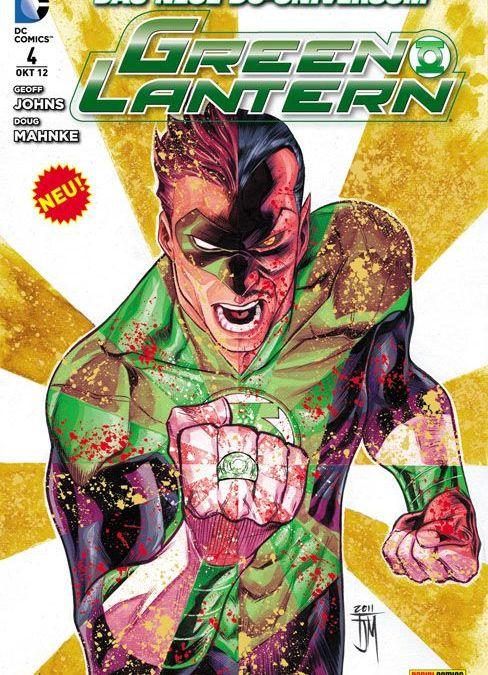 Comicreview: Green Lantern #4