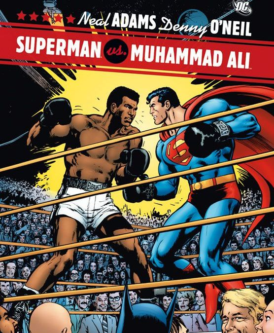 Comicreview: Superman vs. Muhammad Ali