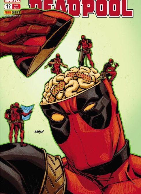 Comicreview: Deadpool #12