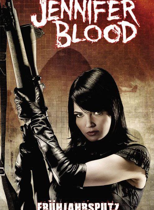 Comicreview: Jennifer Blood Bd. 2 – Frühjahrsputz