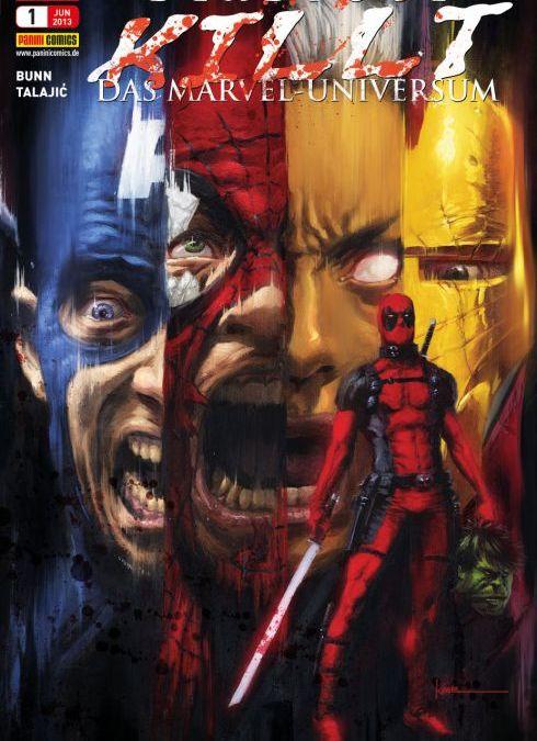 Comicreview: Deadpool killt das Marvel-Universum