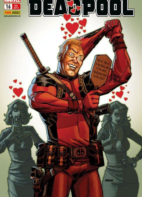 Comicreview: Deadpool #16