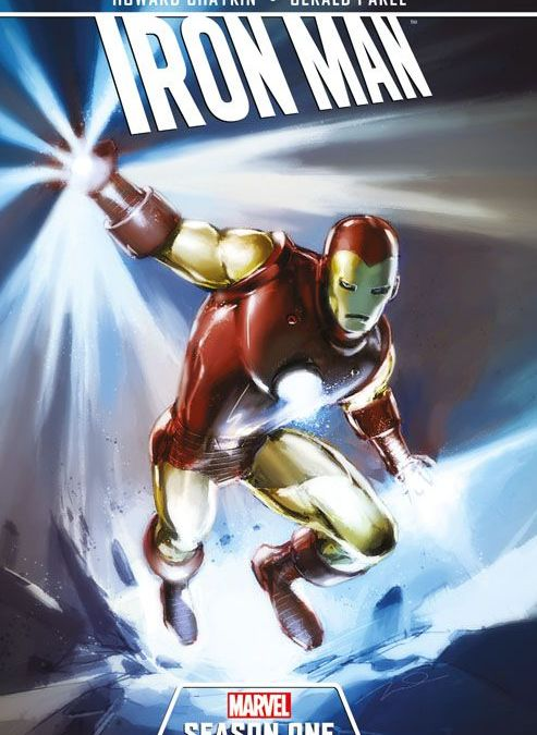 Comicreview: Iron Man – Season One