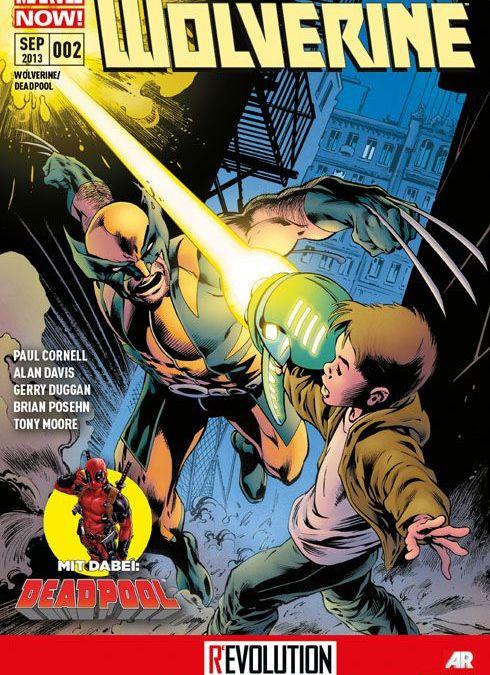 "Marvel Comicreview Now! – ""Wolverine und Deadpool #2"""