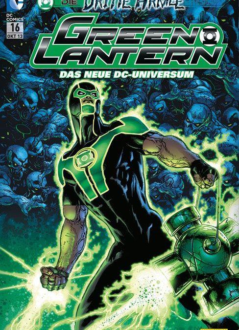 Comicreview: Green Lantern #16