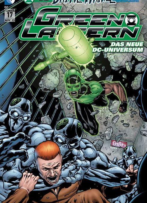 Comicreview: Green Lantern #17