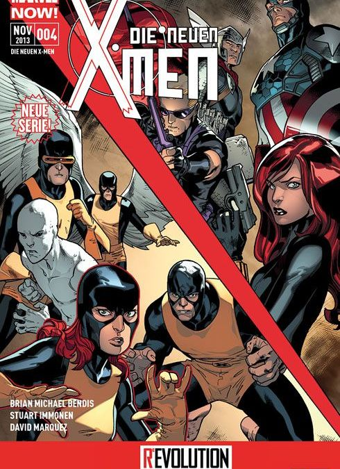 Comicreview Now! Die neuen X-Men 4