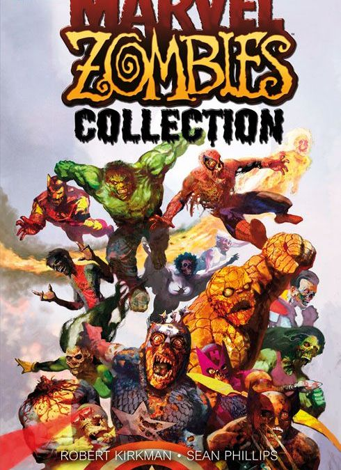 "Comicreview: Die große ""Marvel Zombies Collection"" Band 1 von Panini"