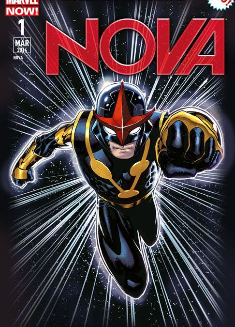 "Comicreview: ""Nova"", im Dunstkreis der ""Guardians of the Galaxy"""