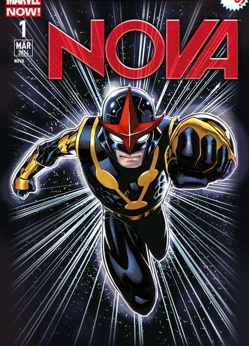 "Comicreview: ""Nova"", im Dunstkreis der ""Guardians of the Galaxy"""