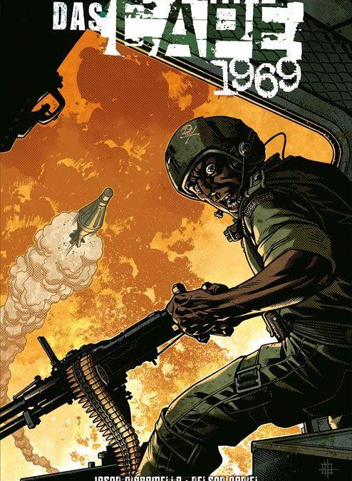 """Comicreview: """"Das Cape 2: 1969"""" von Joe Hill"""