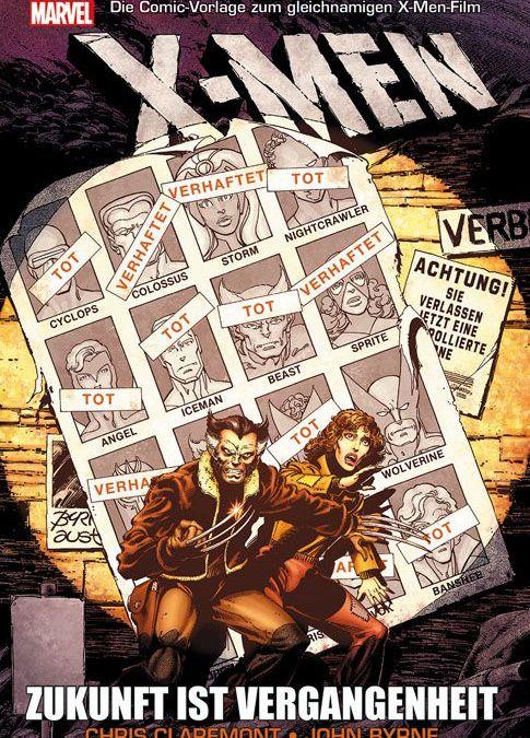 Comicreview: X-Men – Zukunft ist Vergangenheit