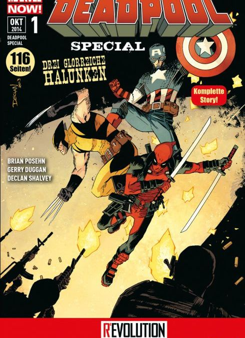 Comicreview: Deadpool Special #1