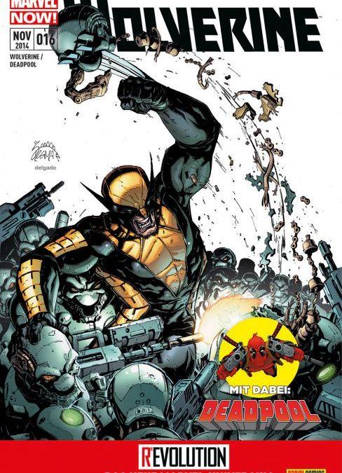 Comicreview: Wolverine & Deadpool #16