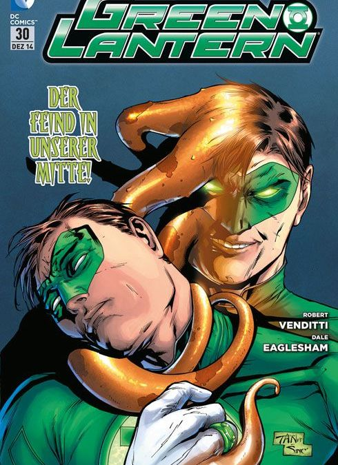Comicreview: Green Lantern #30