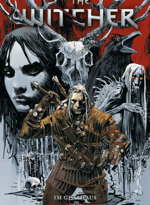 Comicreview: The Witcher – Im Glashaus