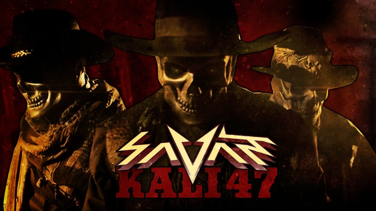 """Das Video zu """"Kali 47"""" von UKF ist ein äußerst brutalter Steampunk-Western-Shootout mit rasanter Musik!"""