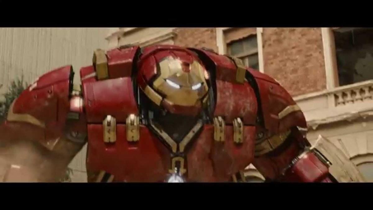 "Im neuen Trailer zu ""Avengers – Age of Ultron"" kann sich auch niemand leiden"