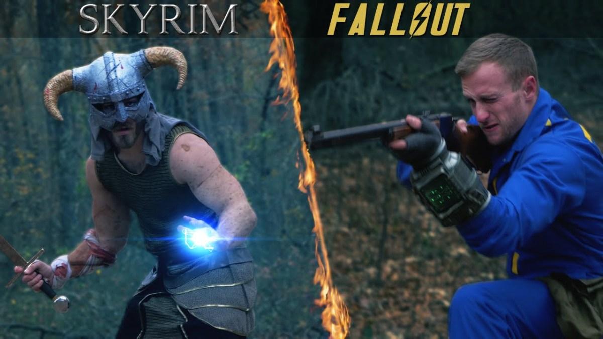 """Skyrim"" vs. ""Fallout"""
