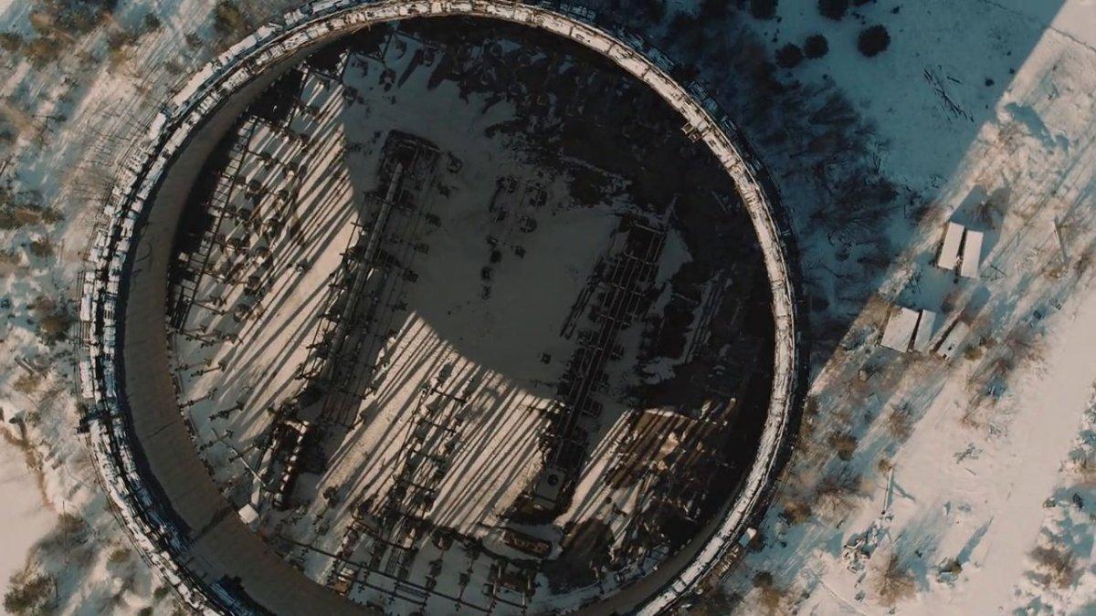 """The Fallout"" – verstörende Drohnenbilder aus Pripyat"