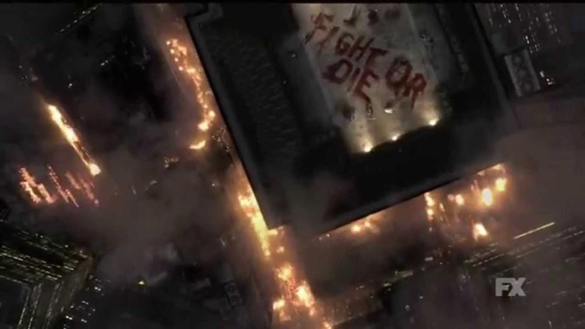 """""""The Strain"""" geht in die zweite Staffel und shit's on fire, yo"""