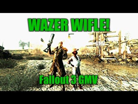 Wanna buy my Wazer Wifle? Es gibt einen Fallout-Rap! Über Lasergewehre!