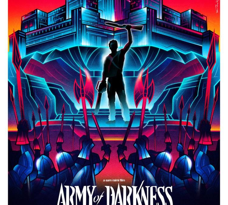 """""""Army of Darkness"""": Mal ein sehr… außergewöhnliches Poster zum Film"""
