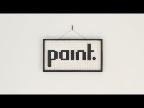 Einen Mondrian mittels Brick-Motion gemalt
