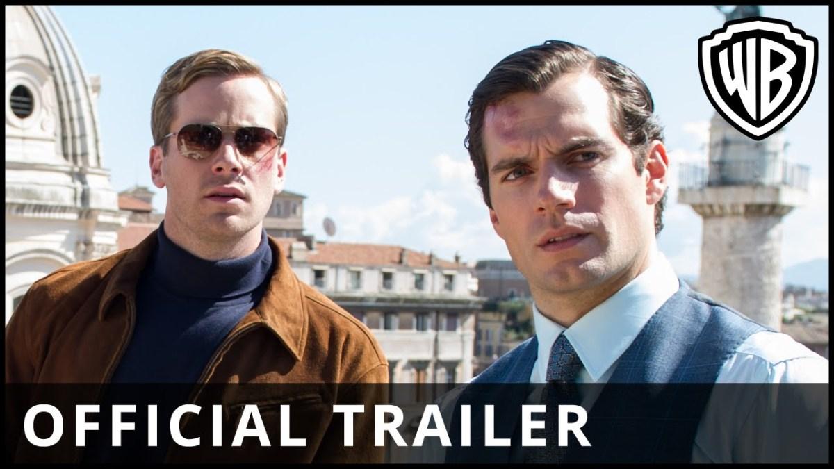 """Im Trailer zu """"The Man from U.N.C.L.E."""" zeigt uns Guy Ritchie Verfolgungsjagden mit einem Trabbi"""